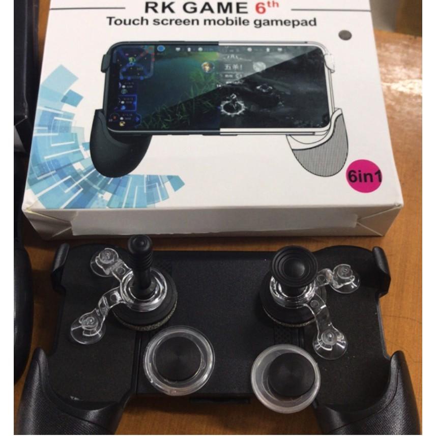 Rk6 Mobile Gamepad Shopee Philippines