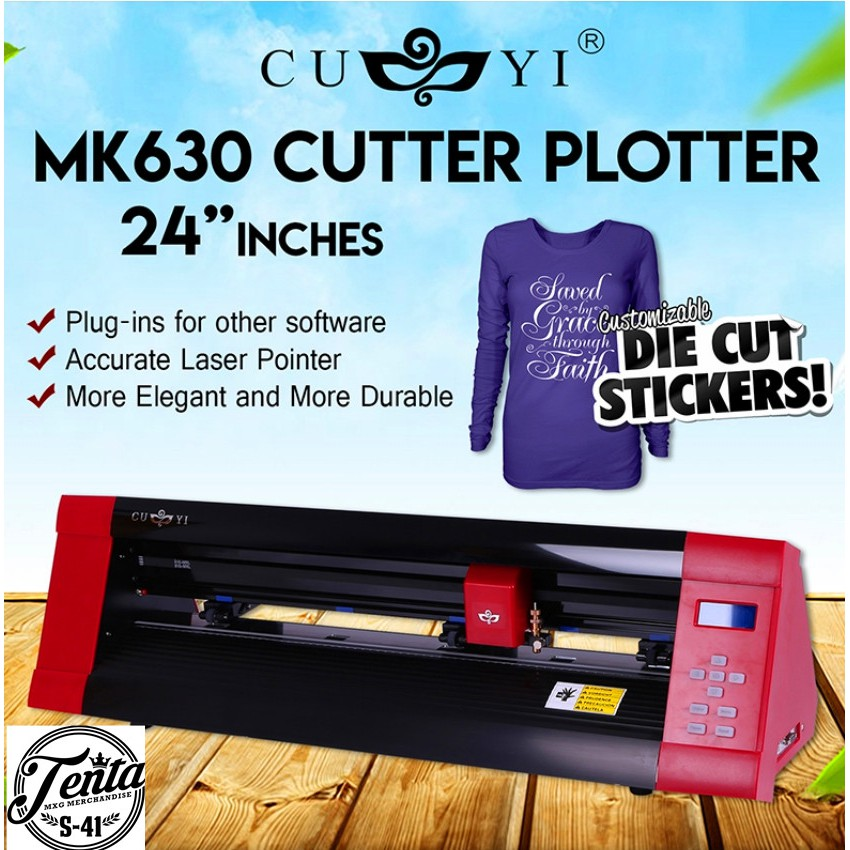 "Cuyi MK630 Cutter Plotter 24"" Inch"