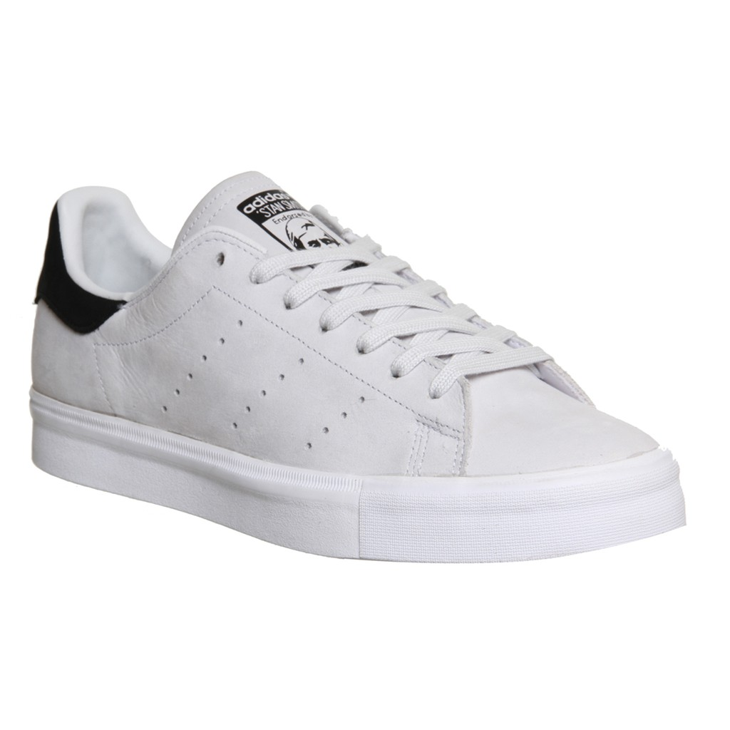 save off 70c09 71625 adidas stan smith white black (mens) OEM premium quality