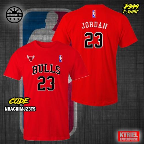 wholesale dealer afcef 25f41 NBA Chicago Bulls Jordan 23 T-Shirts