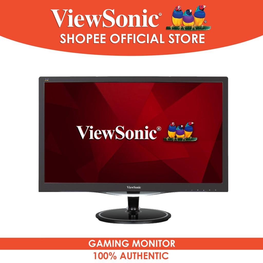 ViewSonic LED VX2457-MHD 24inch Full HD 1920x1080 2ms HDMI//DisplayPort//VGA
