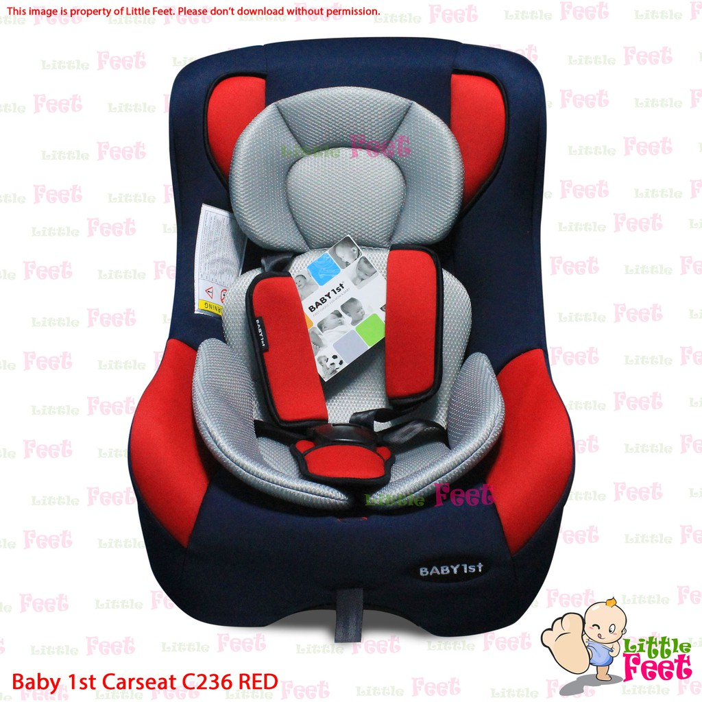 Baby 1st Cat C263 RED | Shopee Philippines