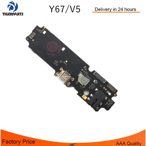 Tiger For Vivo Y 67 V 5 Tail Plug Wiring Back Microphone Charging Board Shopee Philippines