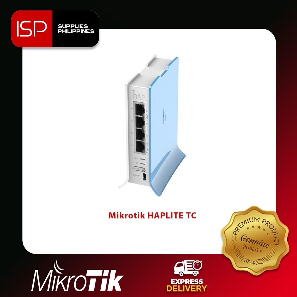 MikroTik hAP Lite Tower Case - RB941-2nD-TC🆓