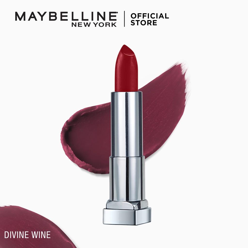 Maybelline Creamy Matte Lipstick Nude Nuance Shopee Philippines
