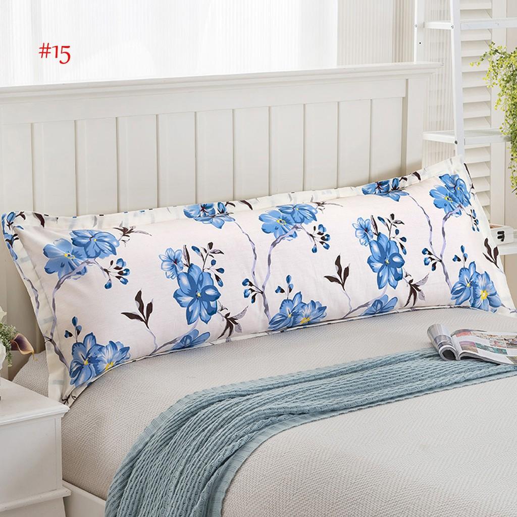 Home Sleep Bed Print Sofa Long Body Pillow Cover Protector Pillowcase 1.2//1.5m