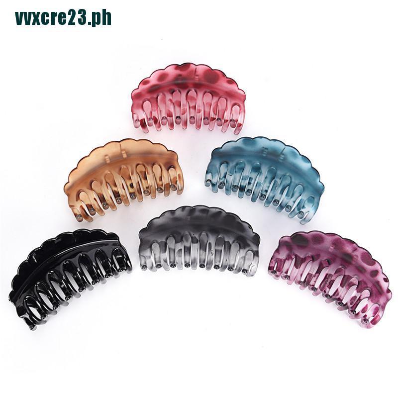 """Retour à l/'école Ensemble de 2 Noir /& Blanc Vichy Glitter 2.5/"""" Hair Bow Clips"""