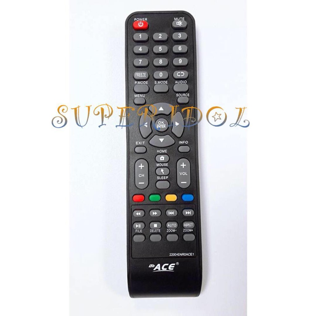 Ace SMART TV Remote Controllers