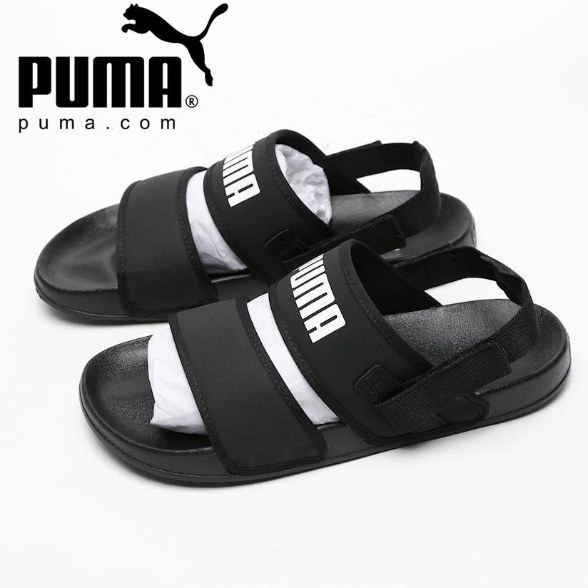 puma leadcat slippers