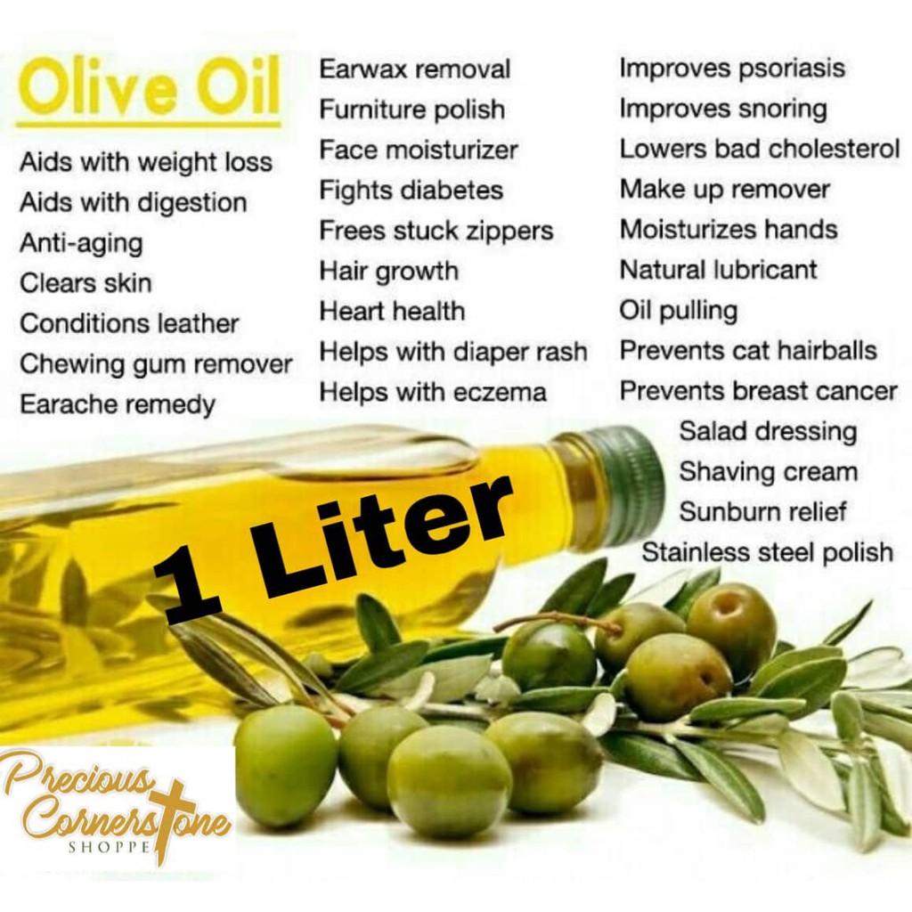 precious cornerstone pure olive oil