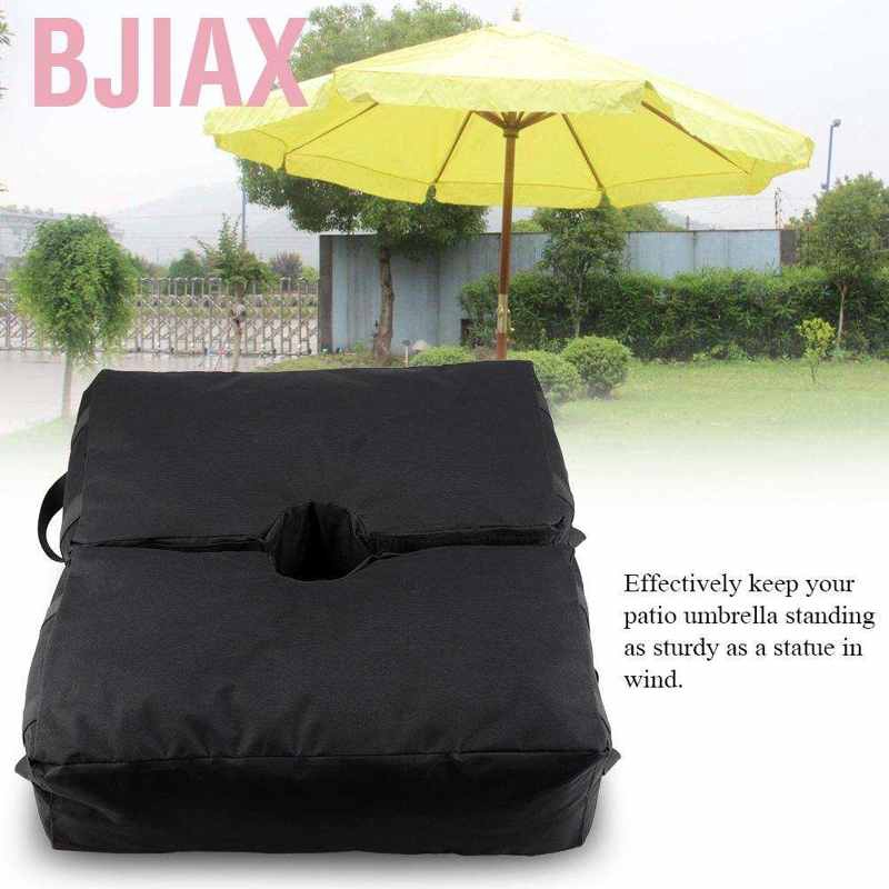 Bjiax Outdoor Patio Umbrella Base Stand Movable Sand Weight Bags For Offset Cantilever Shopee Philippines