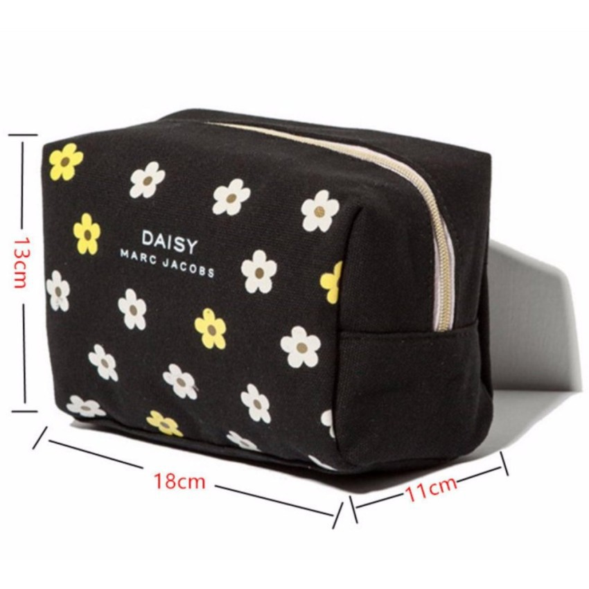 Daisy Marc Jacobs VIP Gift Vanity Cosmetic Pouch 47 grams