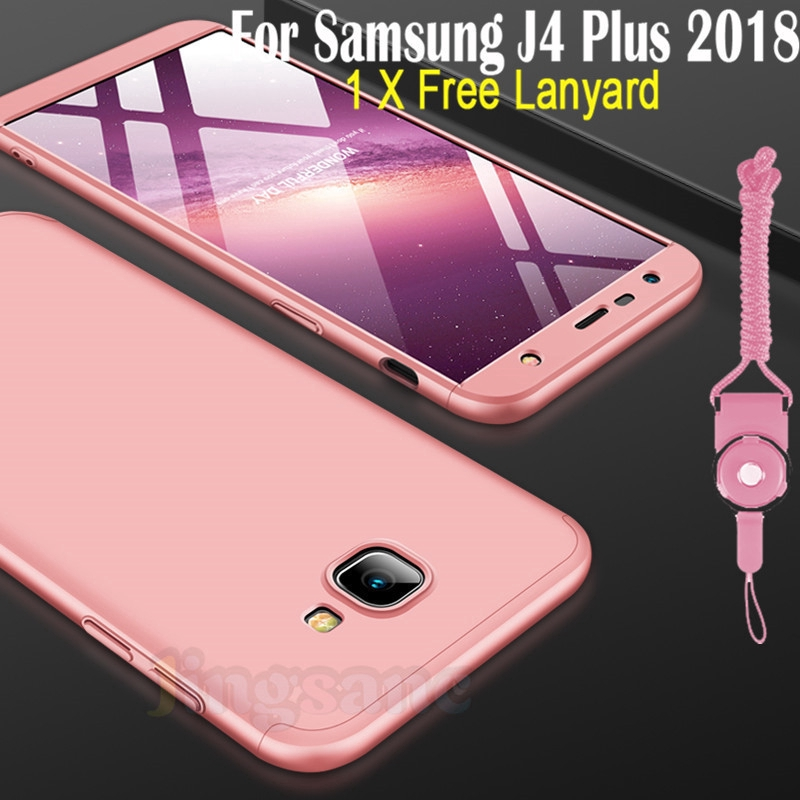 samsung j4 plus case 360 protection