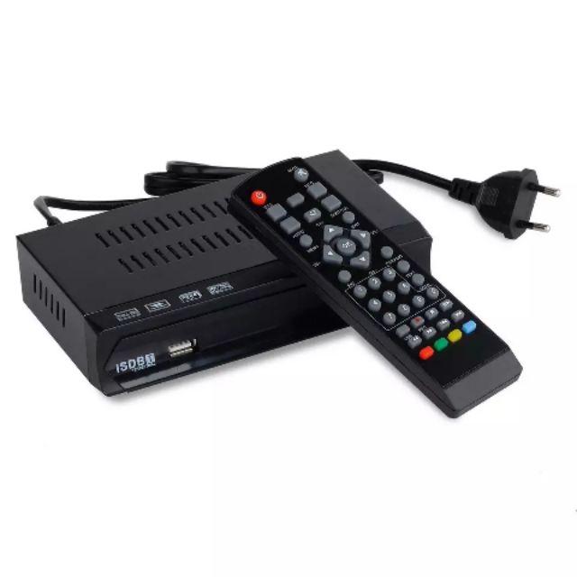 set top box isdt tv tuner | Shopee Philippines