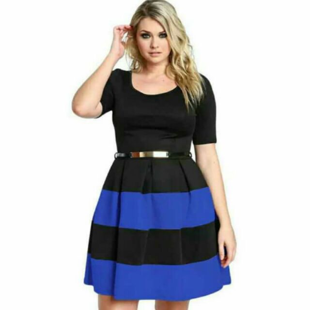 Forever 21 Plus Size Dressrnlsb Shopee Philippines