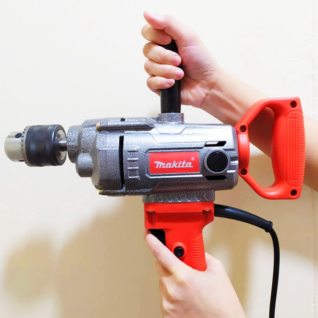 Makita 16mm Aircraft Power Electric Drill Red Shopee Philippines