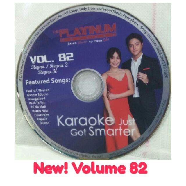 Platinum Reyna Upgrade CD