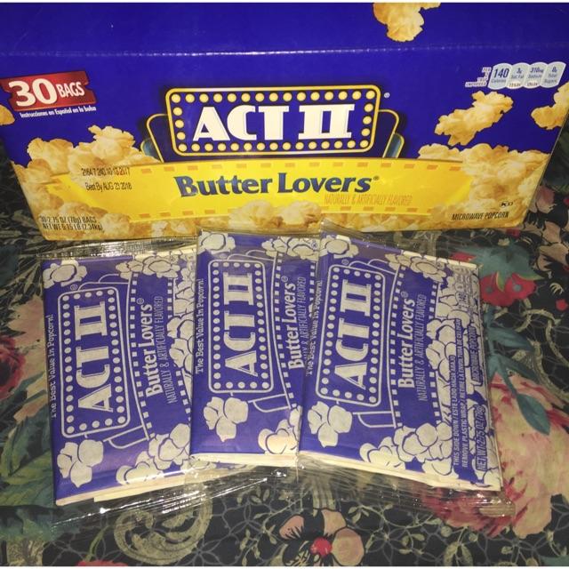 Er 3bags Microwave Popcorn