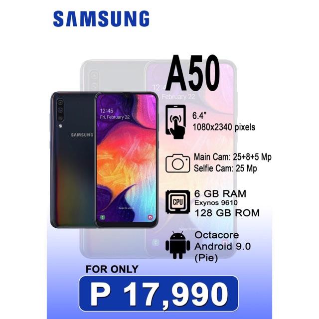 SAMSUNG Galaxy A50 original