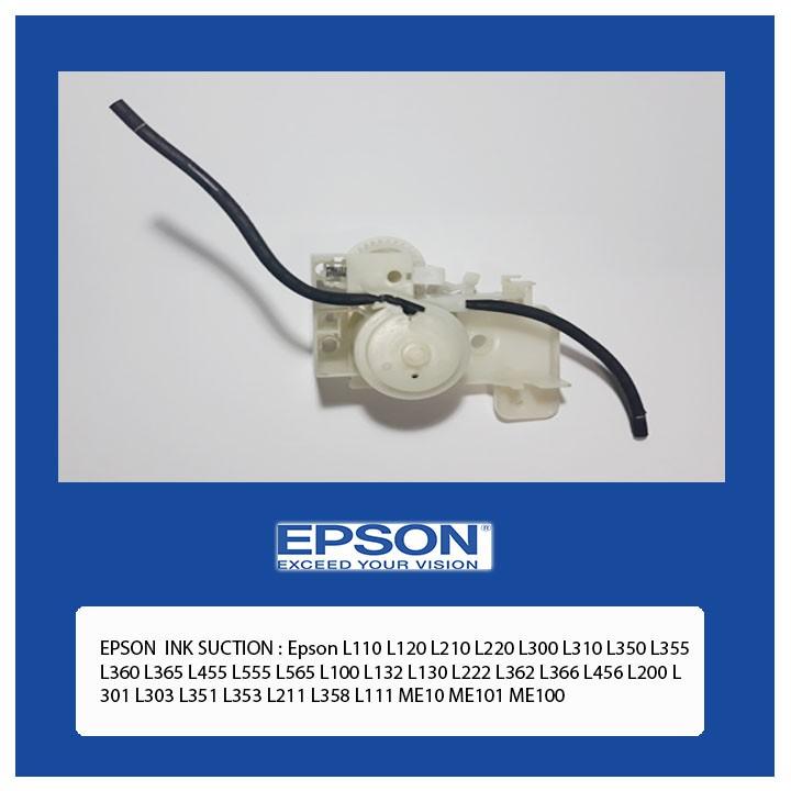 EPSON INK SUCTION : L110 L120 L210 L220 L300 L310 L35 etc