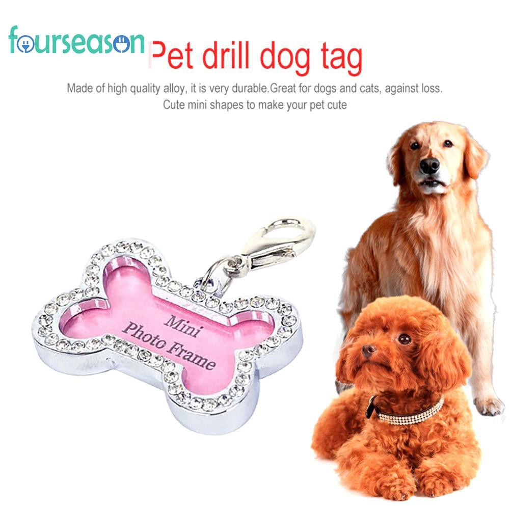 3ca18ce505e1 Pet Tag (Personalized Pet Tags / Dog Tags) | Shopee Philippines