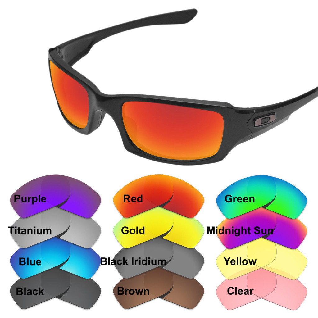 bcccf01a60 Walleva Replacement Lenses Oakley Madman Sunglasses - Multiple Options  Available