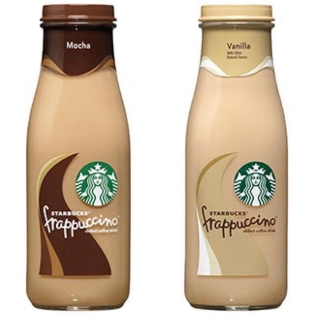Mocha Frappuccino Coffee Drink
