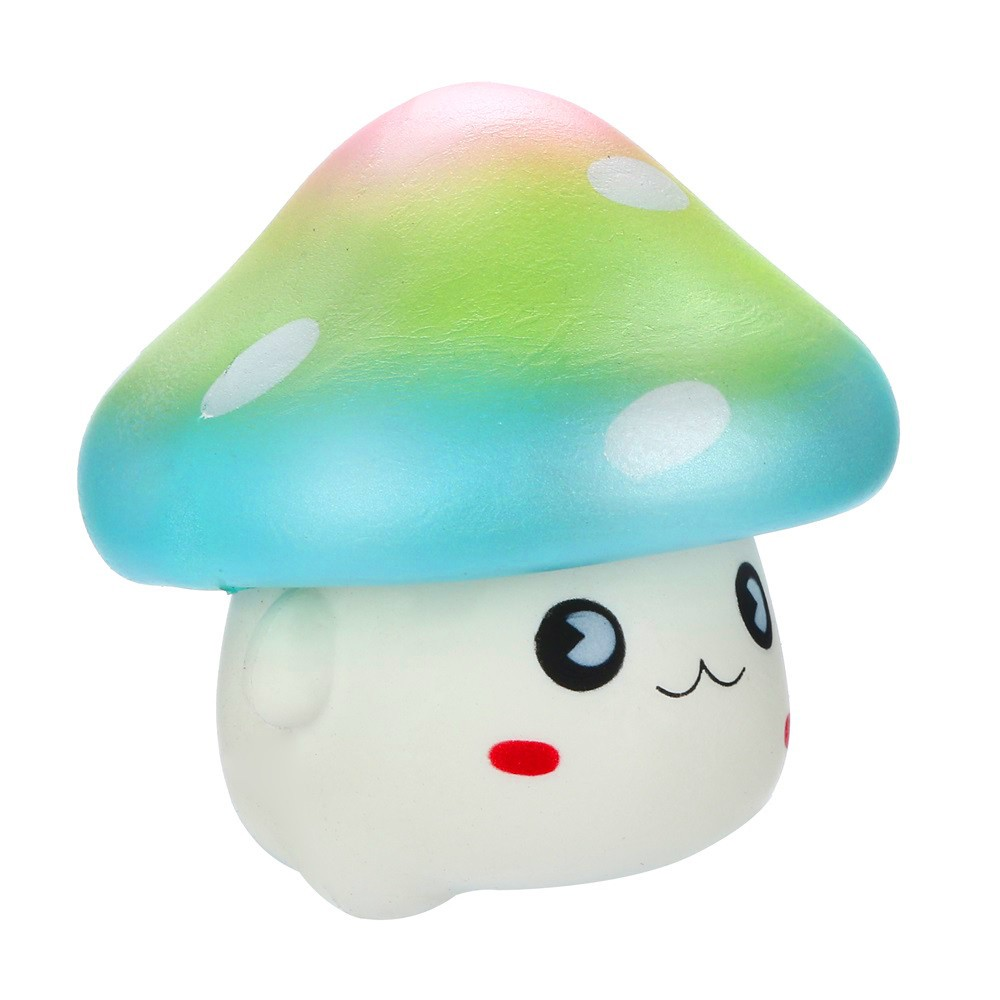Fine 10Cm Cute Kawaii Mushroom Animal Cartoon Squishy Shopee Download Free Architecture Designs Terstmadebymaigaardcom