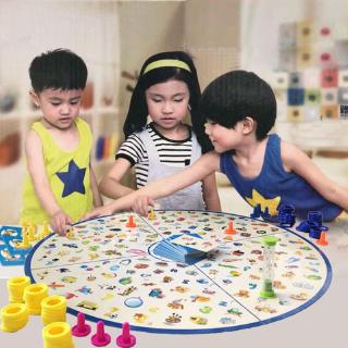 Montessori Puzzle Education Game Kid Detectives Looking Chart Board Plastic Puzzle Brain Training Toys Education Game Kit Learning Gifts Shopee Philippines