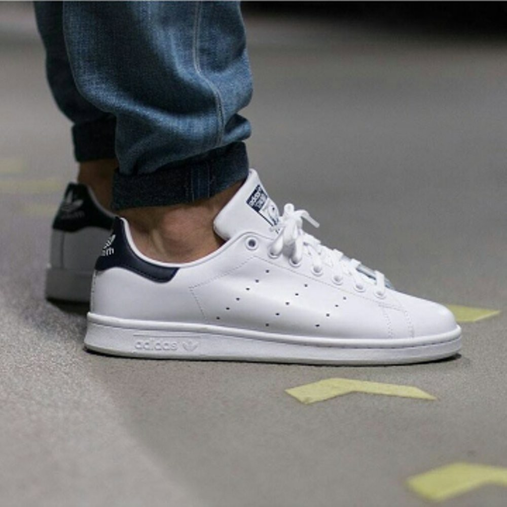 ADIDAS STANSMITH - NAVY BLUE - FOR MEN
