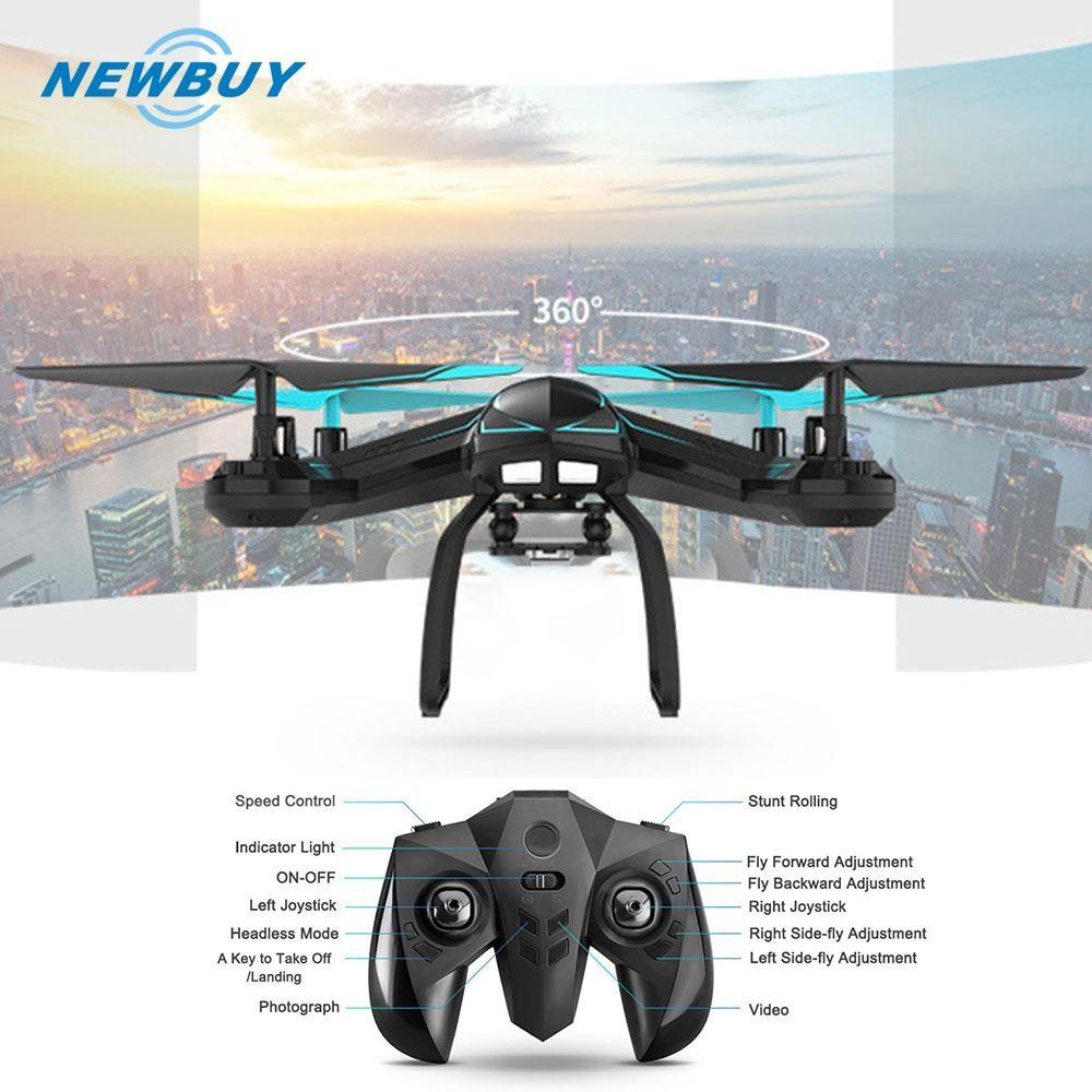Aircraft UAV AG-01 Drone Quadcopter High Performance Premium 2 4GHz ABS  Rolling
