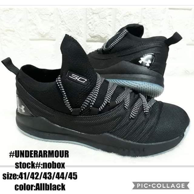 the latest 6963a 50b2a Under Armour basketball shoes for men | Shopee Philippines