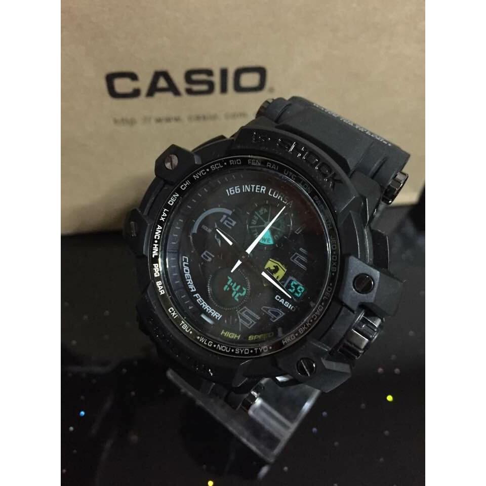4faf004ee12 Casio G-Shock 166 Inter Corsa