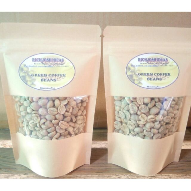Buy 1 Take 1 100grams Robusta Green Coffee Beans Shopee Philippines