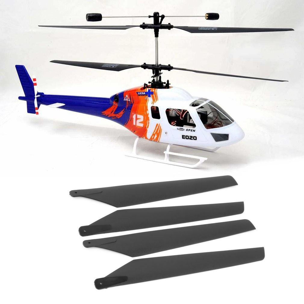 Main Blades For Esky LAMA V3 V4/ walkera 5#4 5-8 RC Helicopters Apache AH6
