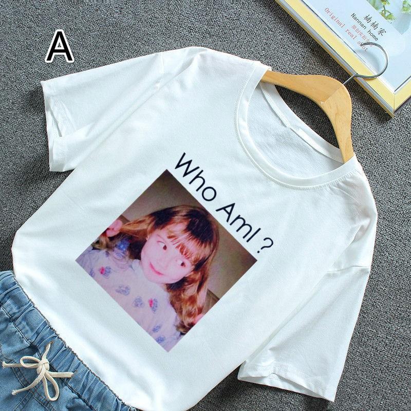 0bcf53d8c415 Summer Women'S T-Shirt Print Short Sleeve Round Neck Casual T-Shirt ...