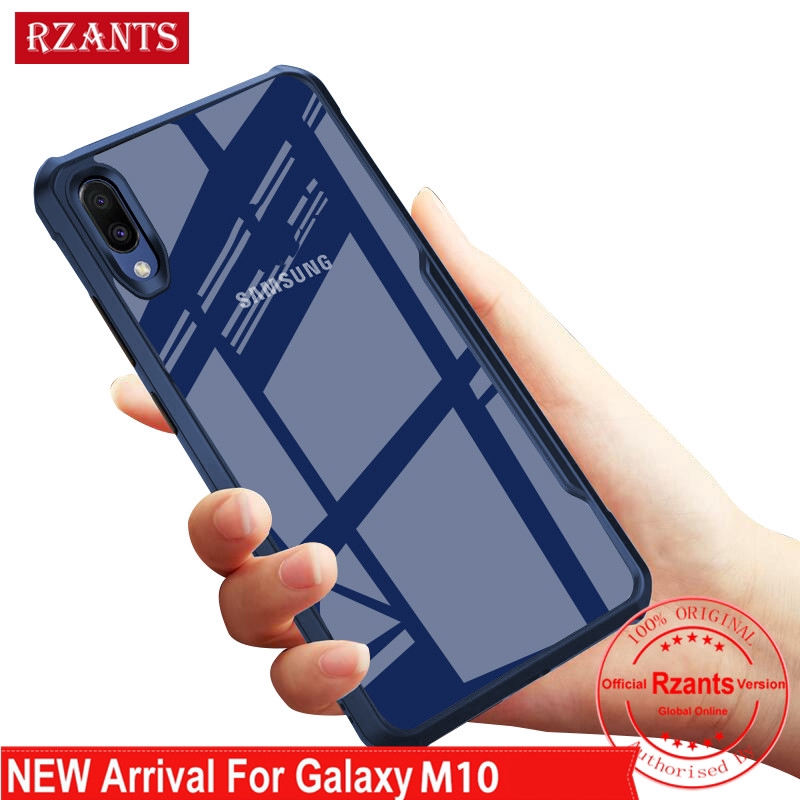 Samsung Galaxy A50 Case Clear Back ShockProof Slim Cover | Shopee Philippines