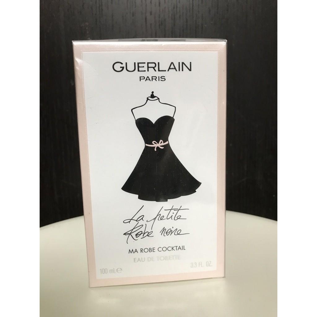 Guerlain La Petite Robe Noir Ma Robe Cocktail 100ml Edt 100 Original Perfume For Women Shopee Philippines