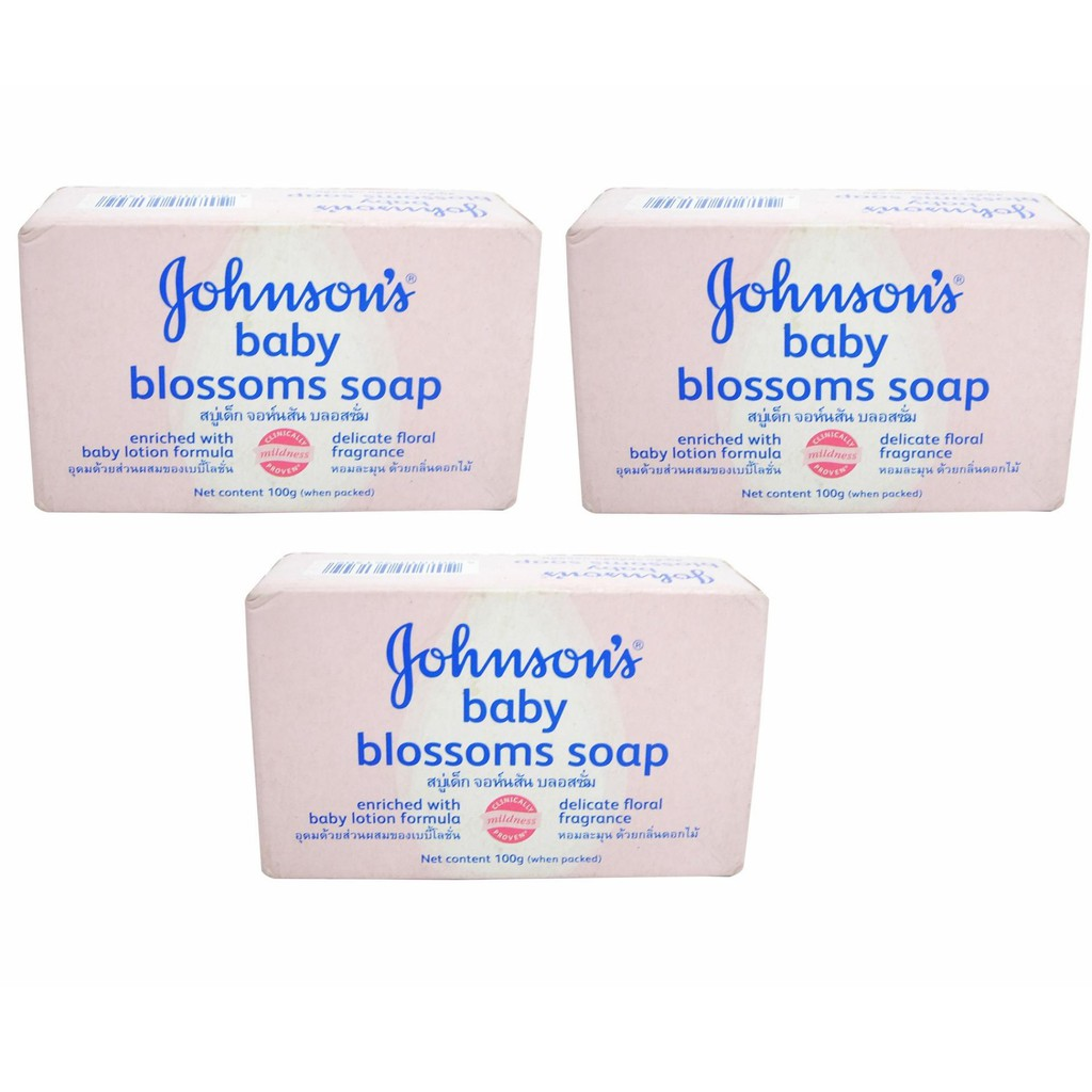 Baby Soap Bath Body Prices And Online Deals Health Personal Johnsons Blossoms 100gr Care Sept 2018 Shopee Philippines