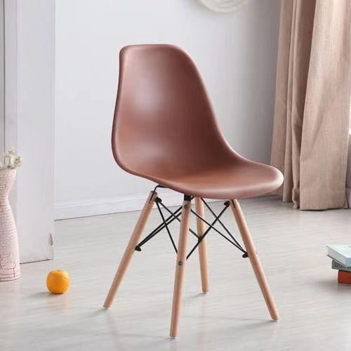Fantastic Ikloo Nordic Eames Chair Modern Minimalist Style Chair For Office Dining Bedroom Gamerscity Chair Design For Home Gamerscityorg