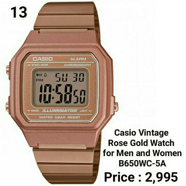 71628a8ce ORIGINAL ROSE GOLD WATCH FOR WOMEN (COD) | Shopee Philippines