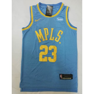 more photos a2756 ffef6 MPLS Los Angeles Lakers Kyle Kuzma 0 Classic Jersey( SALE ...