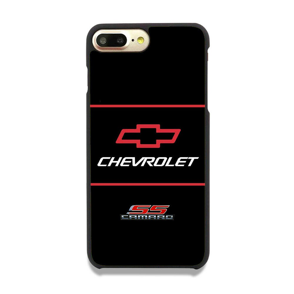 Chevrolet Camaro Ss Logo Phone Hard Case Cover for Iphone 5 6 6s 7 8 Plus X XS MAX XR