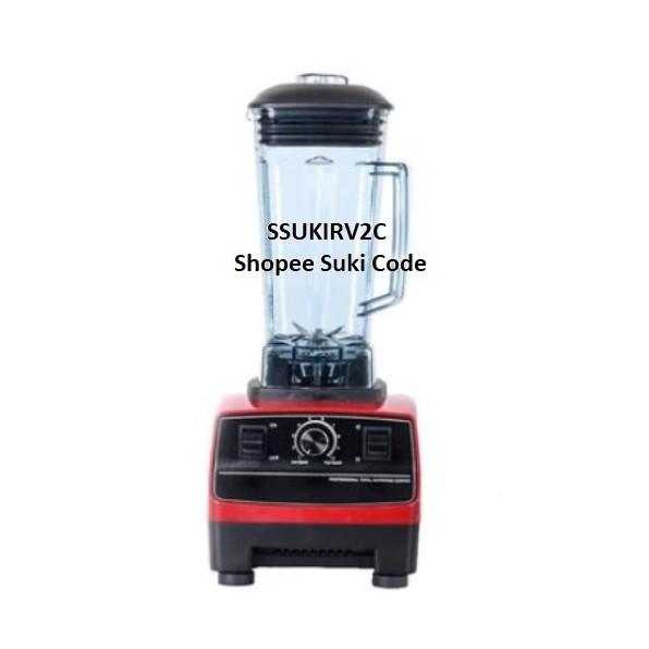 e373f9664 Commercial Grinder Blender Juicer mixer blender