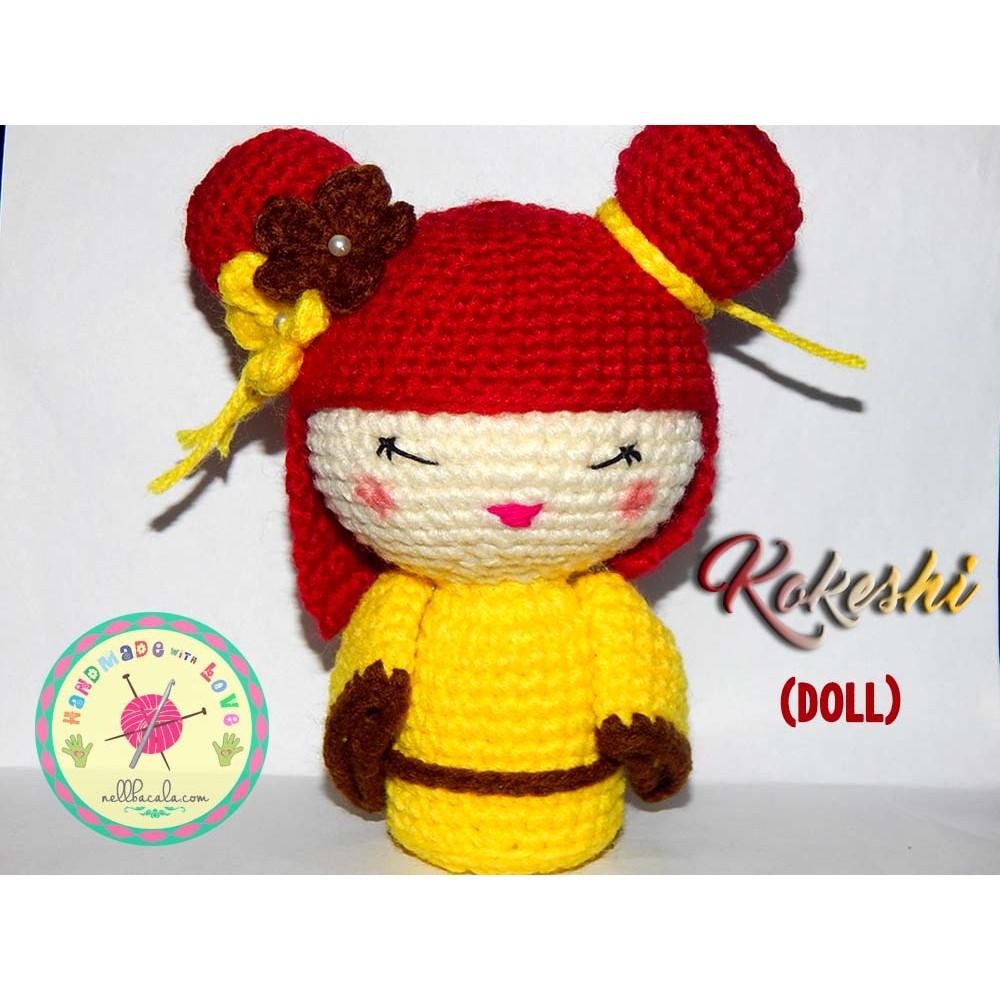 Little Body, Big Head: Amigurumi Dolls | Small Packages Knits | 1000x1000