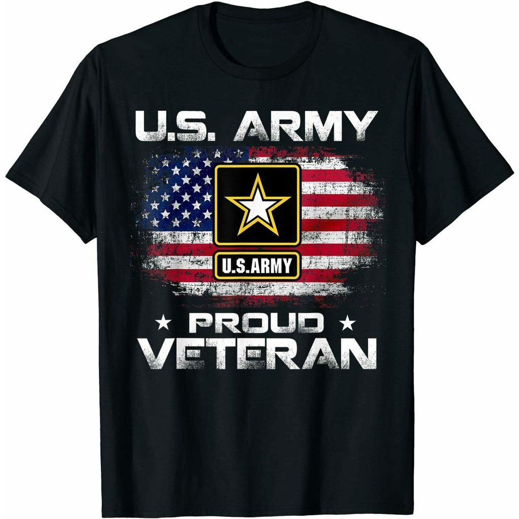 U.s. Army Pride Veterans And American Flag Gift Veterans Day T-Shirt Masswerks Store