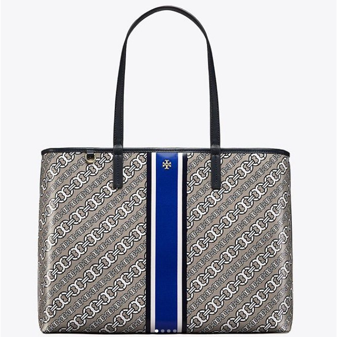 542db0fecf3 Tory Burch Zoey Perforated Leather Bag.