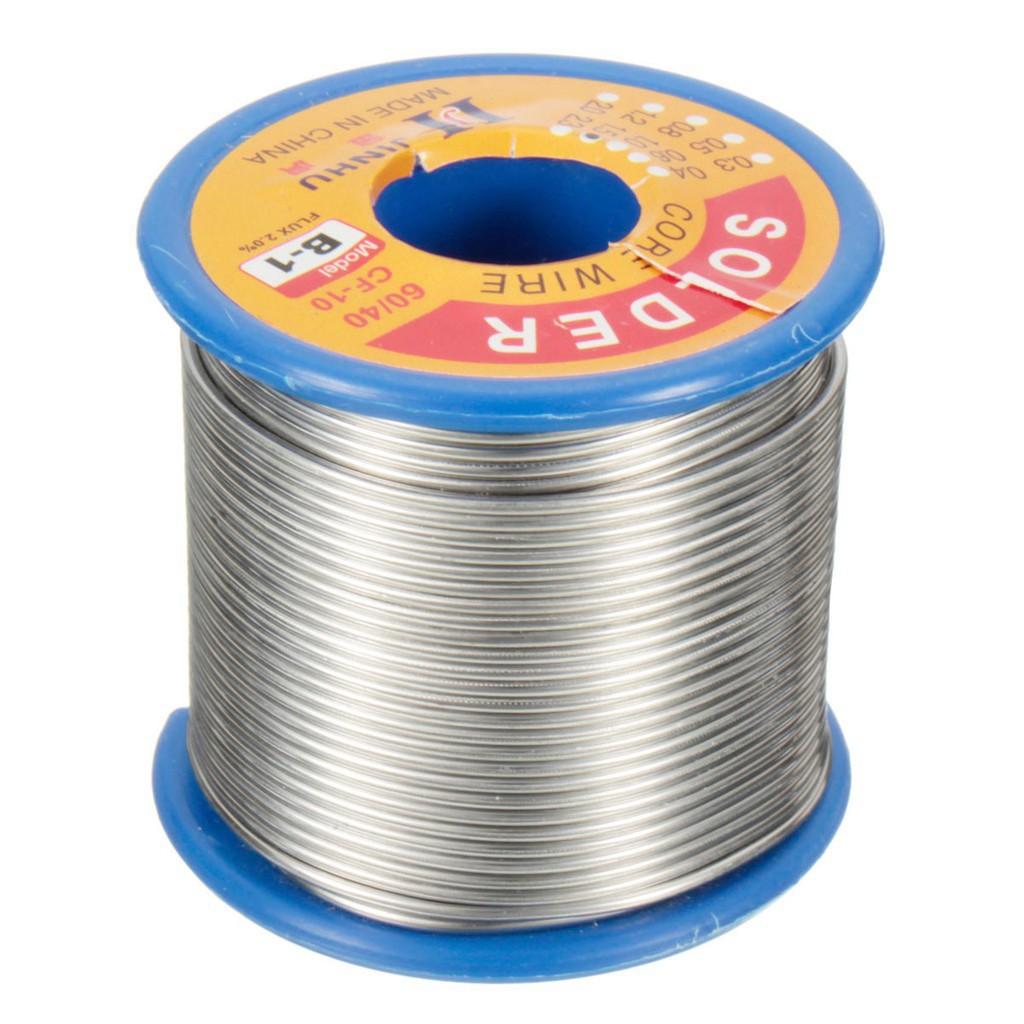 60//40 2/% 500g 1.5mm Tin Lead Line Soldering Rosin Core Solder Flux Welding   A