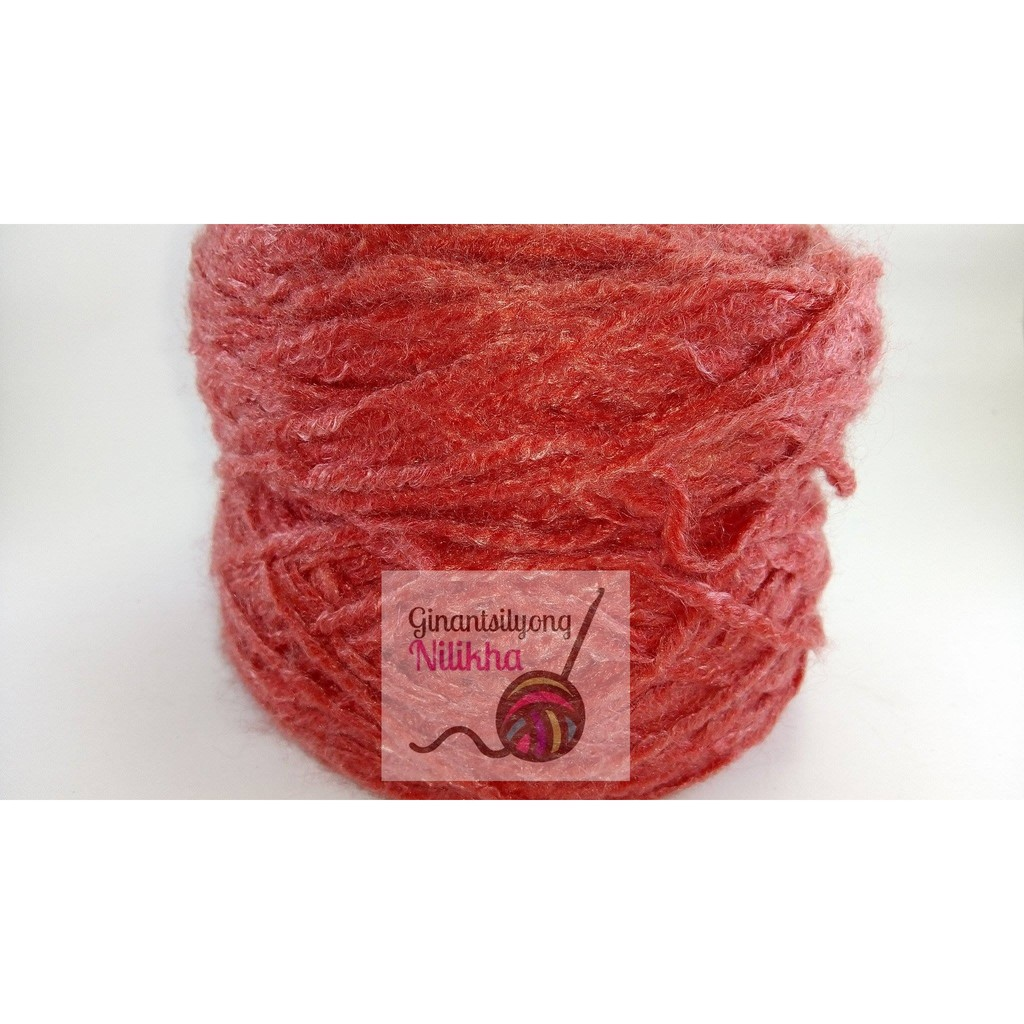 Boucle Yarn In Varied Colors For Mermaid Tail Shopee Philippines