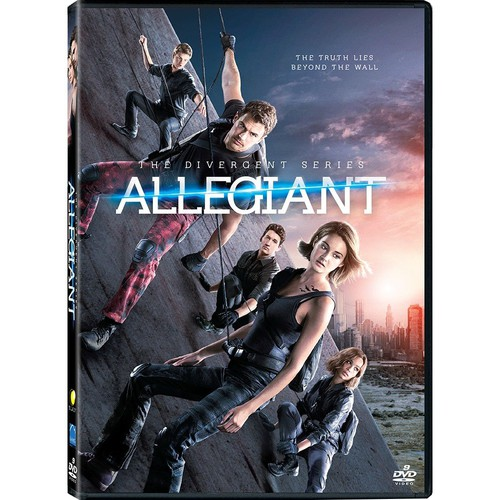 The Divergent Series Allegiant 2016 Dvd Shopee Philippines